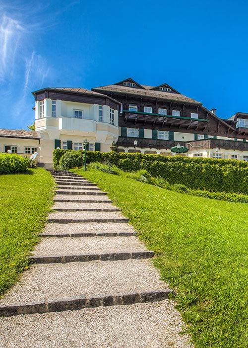 Hotel Billroth am Wolfgangsee Park-Hotel500-700