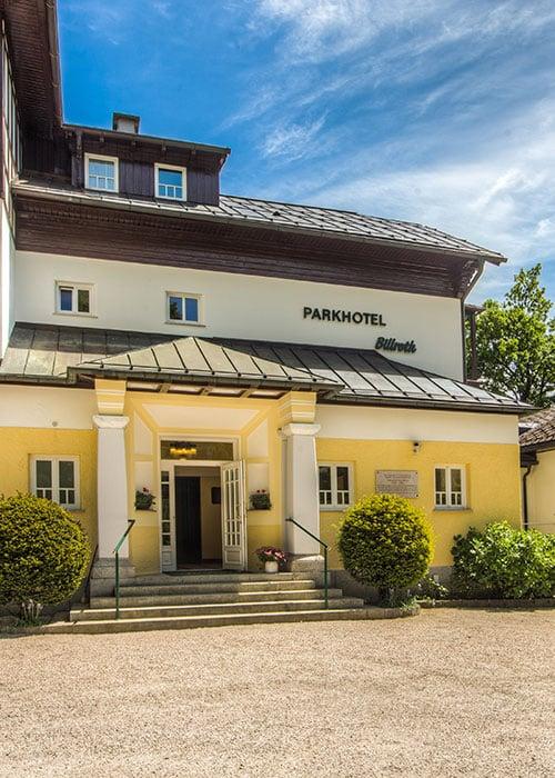 Ferienhotel am Wolfgangsee Parkplatz-Hotel