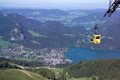 Ein Stück Gipfelglück: Wanderung rund um das Zwölferhorn Zwölferhorn-400x267 Naturerlebnis Wandern