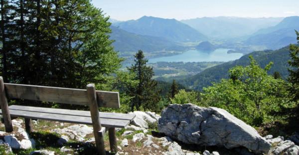Ein Stück Gipfelglück: Wanderung rund um das Zwölferhorn Ausblick-vom-Zwölferhorn-Kopie-600x311 Naturerlebnis Wandern