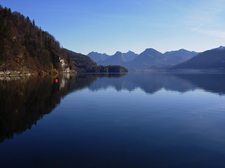 Kurzurlaub am Wolfgangsee: Alterweibersommer im Salzkammergut wolfgangsee-salzkammergut-hotel-billroth-hergbst-7 Naturerlebnis