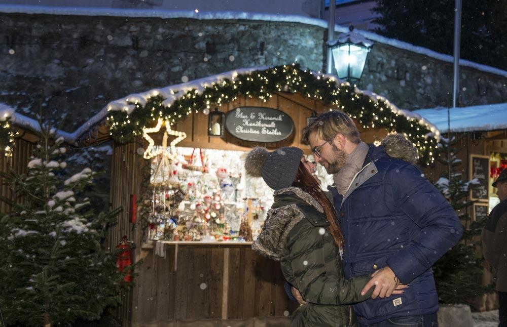 Stilvolle Weihnachtszeit in St. Gilgen am Wolfgangsee WolfgangseerAdvent Winter