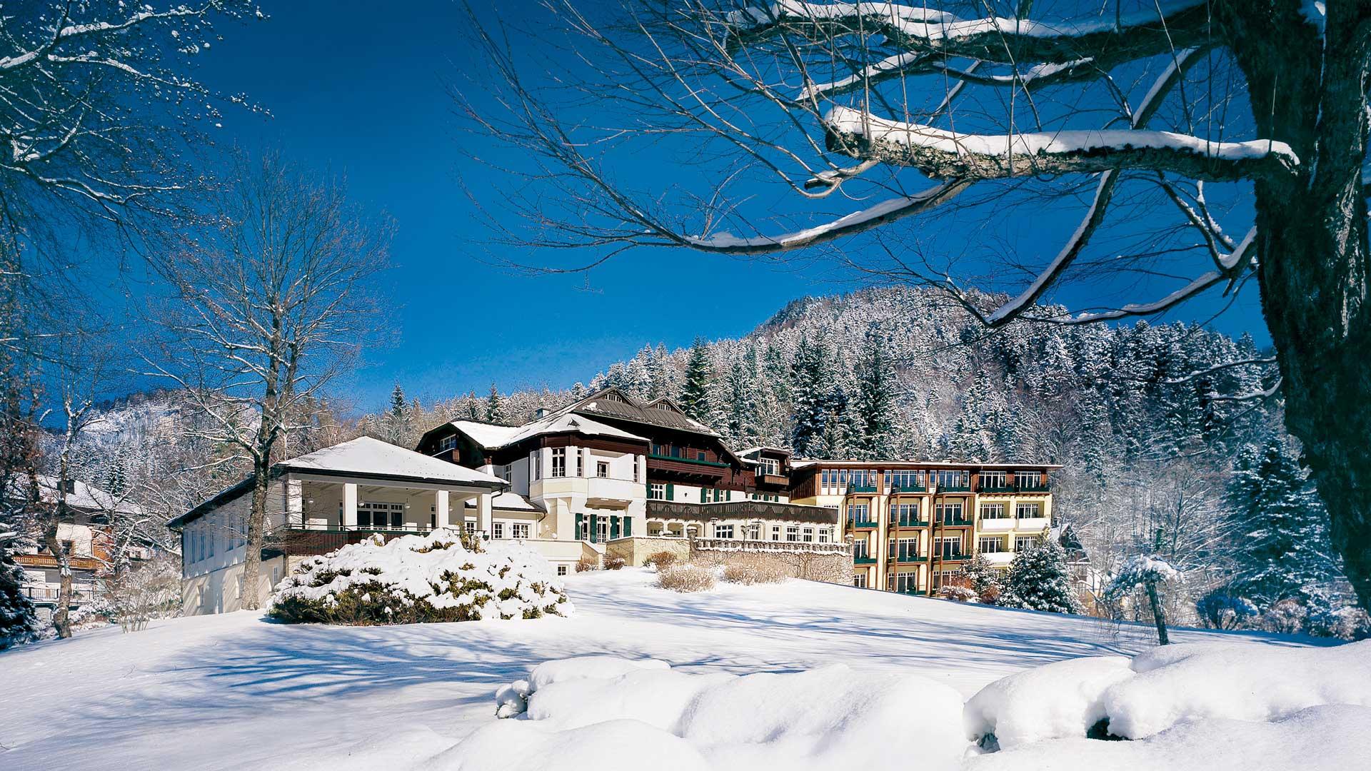 Ein vergnüglicher Winterspaziergang am Wolfgangsee 1_Winter Naturerlebnis Wandern Winter