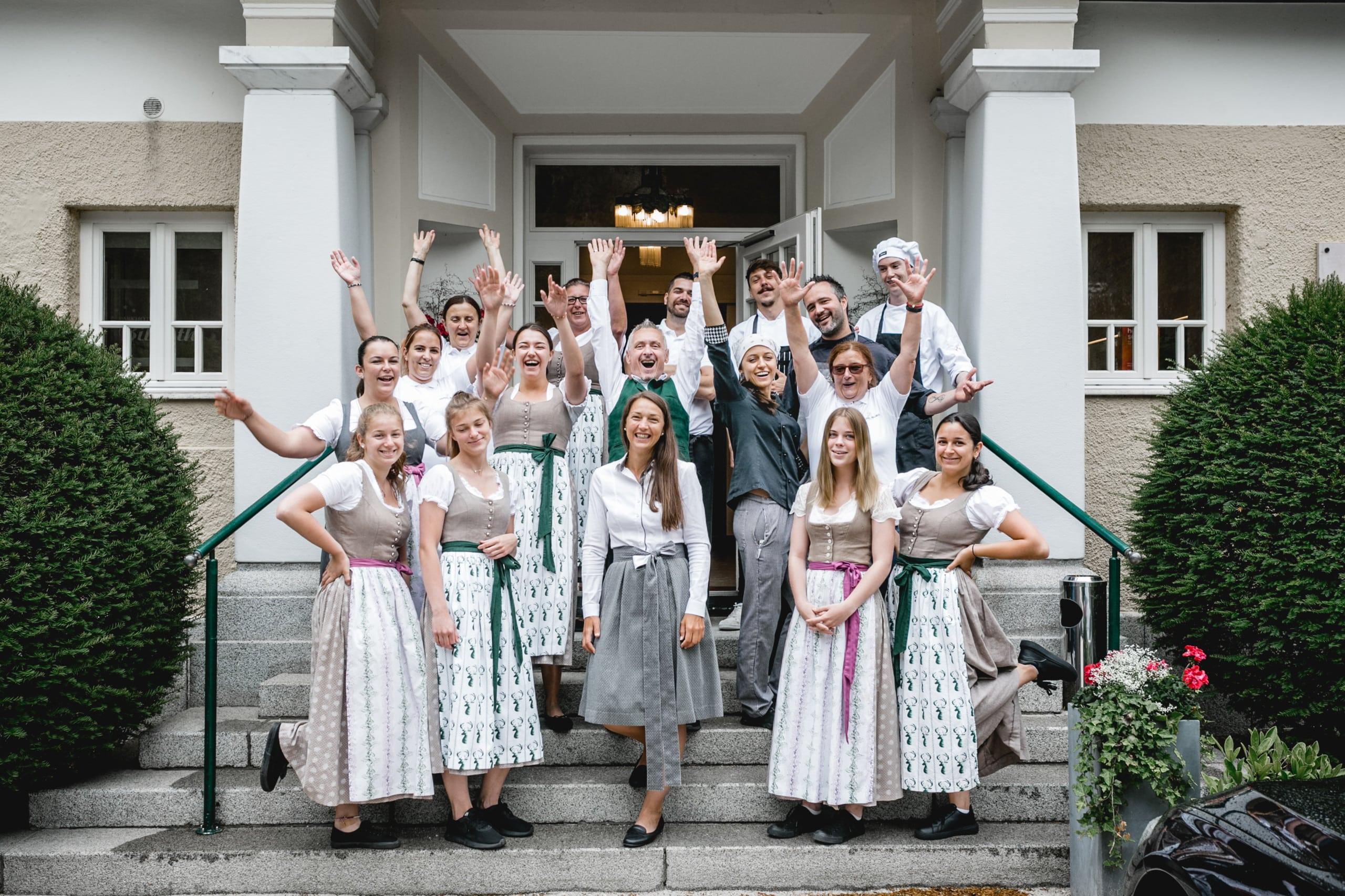 Das Seehotel Billroth Seehotel-Billroth-Team-scaled
