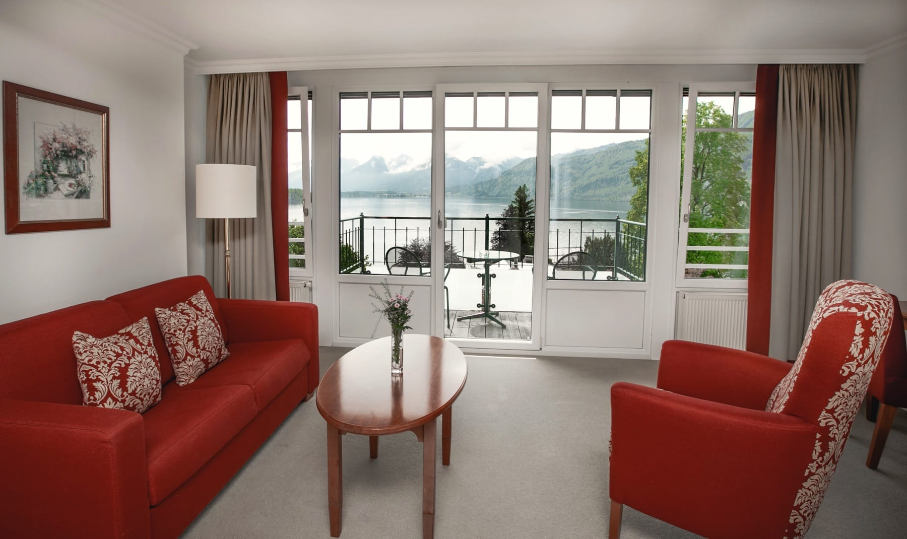 Impressionen Panorama-Doppelzimmer