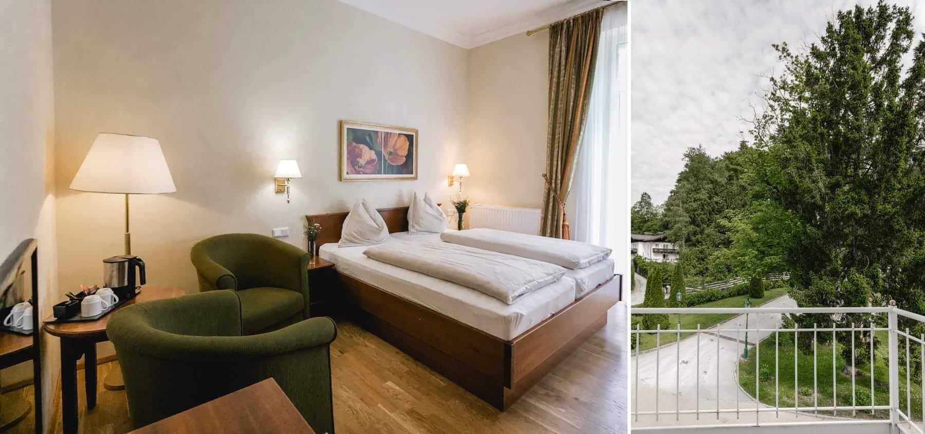 Impressionen Villa-Garten-Collage